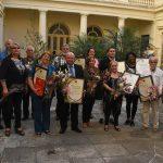 Reconocen a personalidades de la Ciencia en Villa Clara